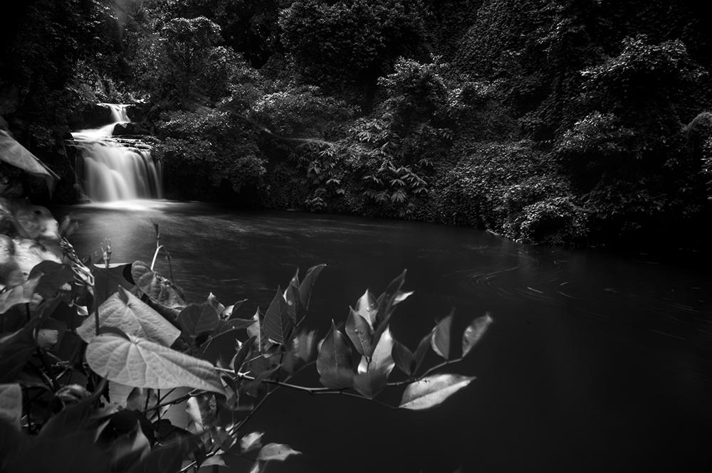 Eureka watervallen