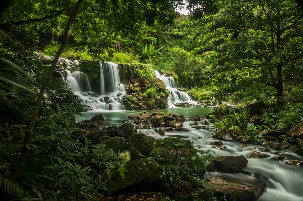 Eureka waterval Mauritius