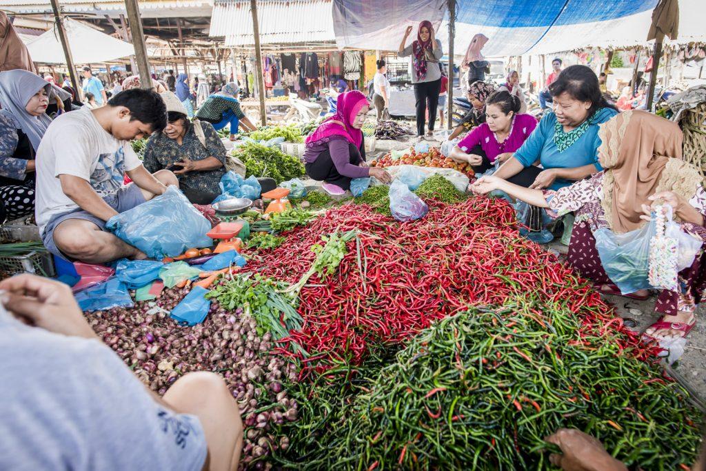 markt bukit lawang