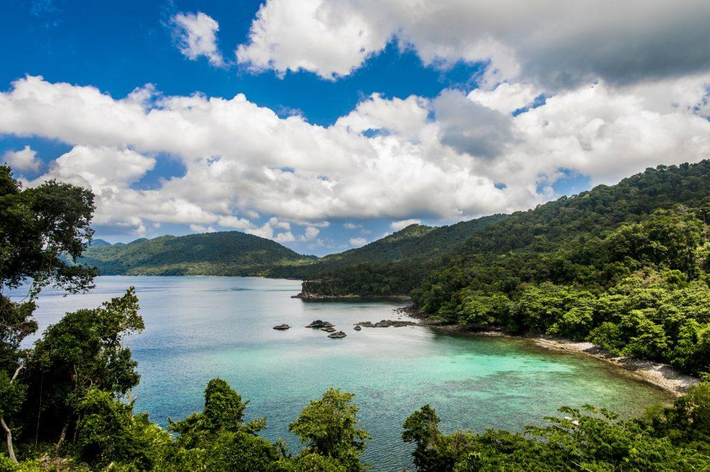 Batu Kapal beach