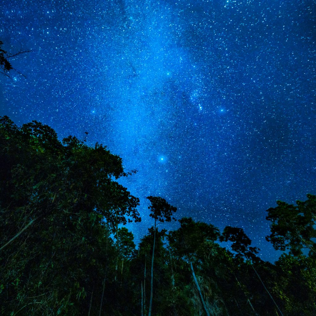 milky way pualu weh