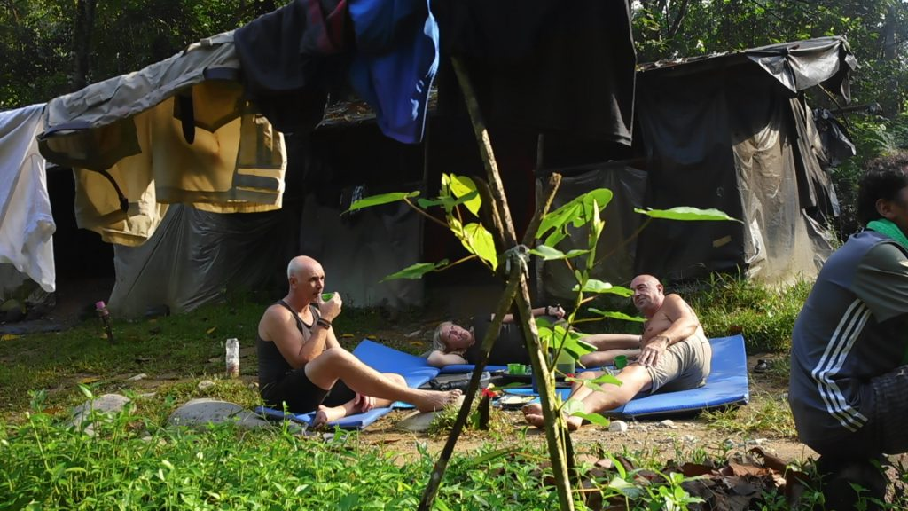 Gunung leuserpark camp