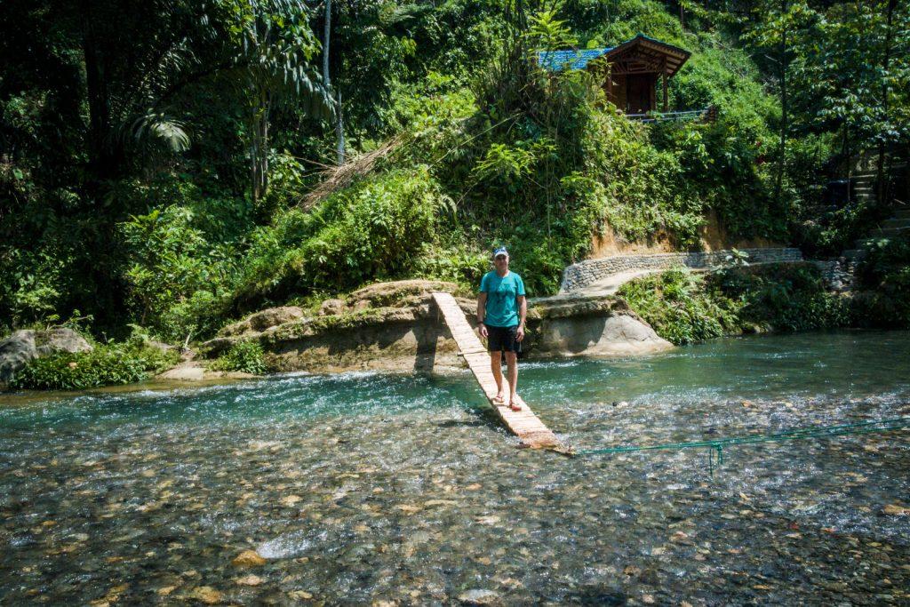 landak rivier