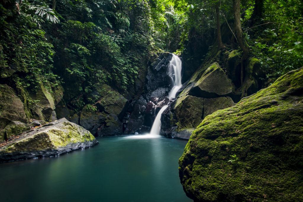 Waterval Pulau Weh Sumatra