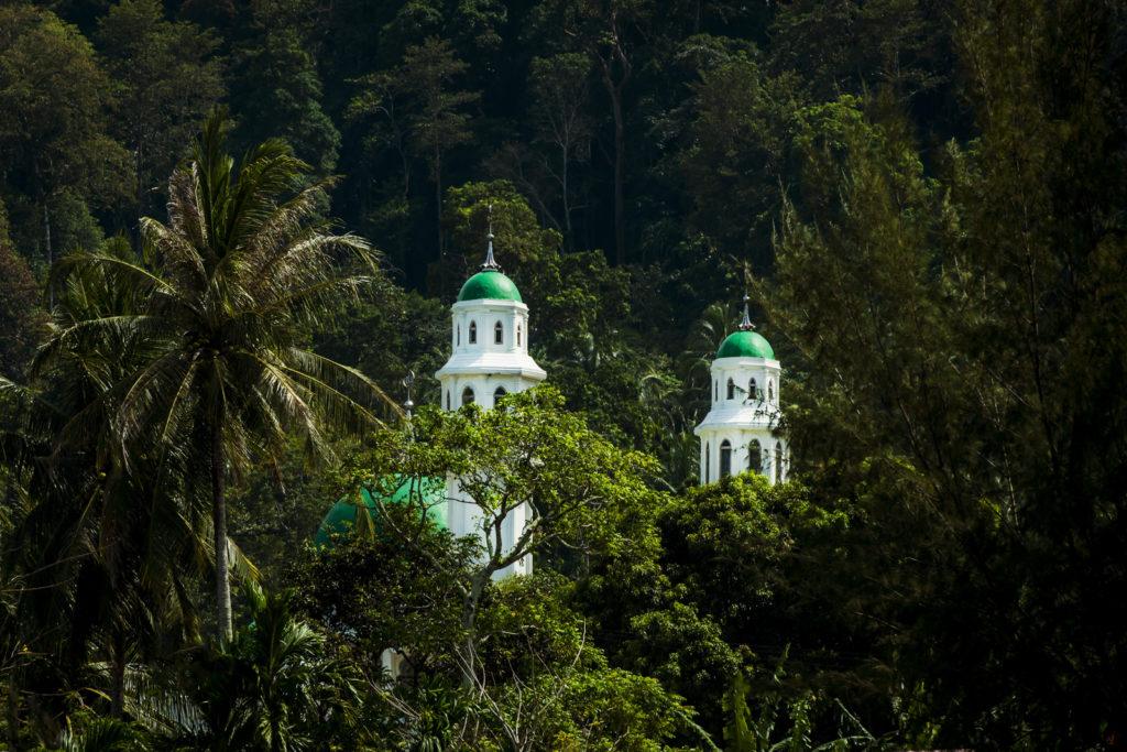 Moskee Sumatra