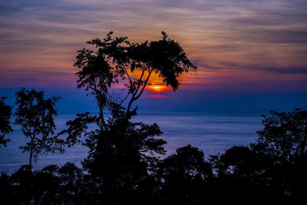 Zonsondergang Pulau Weh Sumatra