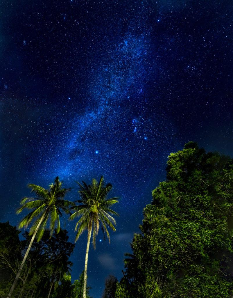 Melkweg Pulau Weh Sumatra